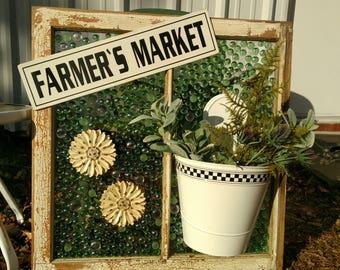 FARMERS MARKET Window