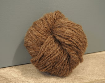 Romney Thick-and-Thin Worsted Yarn
