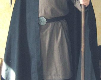 Medieval Celtic Viking Cloak