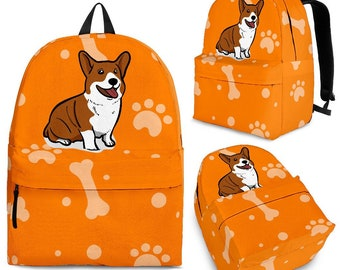 Yellow backpack dog backpack-best buy new fashion backpack for travel-laptop backpack