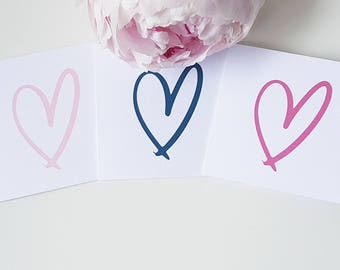 Luxury Linen Love Mini Gift Cards
