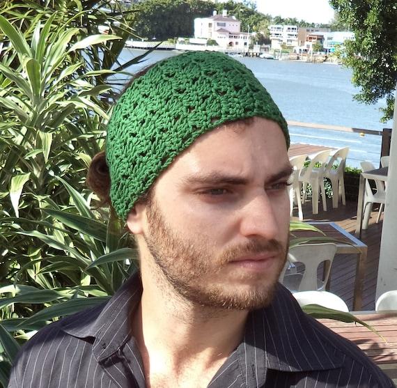 Crochet PATTERN Wide crochet headband pattern men and women