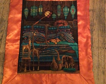 African Princess and the Pea Comforter Set