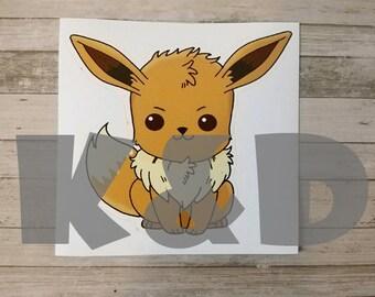 Catch this Cutie Vinyl Sticker