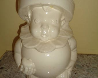 Vintage PD Kids Albert Apple Cookie Jar