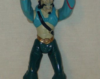 Pirates Of Dark Water Action Figure!  Mantus!  1991!  Hasbro!