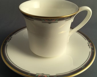 Royal Doulton Musicale Tea Cup and Saucer