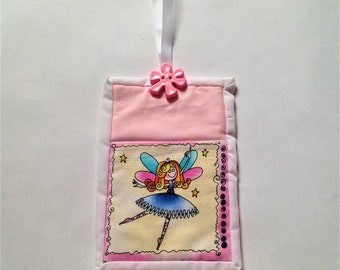 Tooth Fairy Pouch - Bella