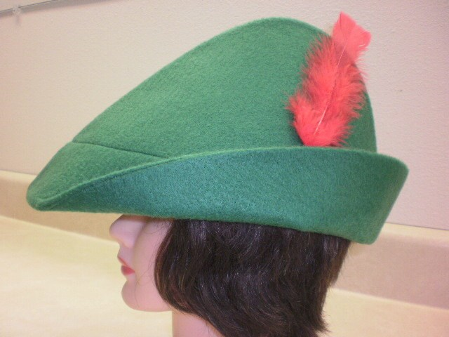 Adult Peter Pan Hat