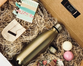 Mother's Day Gift Box: Gold