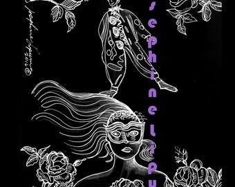 House of Dream Series-Title: Come Dance With Me!     Josephine Lipuma 2016