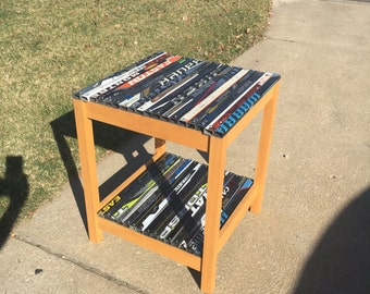 Hockey Stick Adirondack Chair