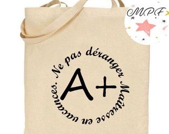 Teacher Tote bag teacher gift