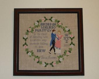 To Be Fond of Dancing/A Jane Austen Pride & Prejudice Sampler/Mr. Bingley and Jane