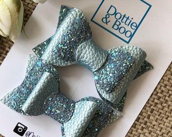 Blue Bella Bows