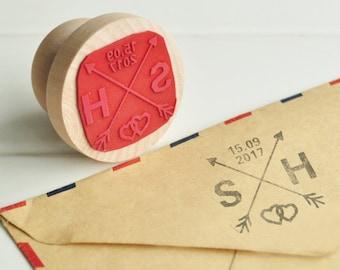 custom rubber stamp, rubber stamp, custom stamp, wedding invitations, wedding favor stamp, custom logo stamp, wedding stamp, personalized