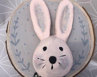 Sliced Animal Bunny