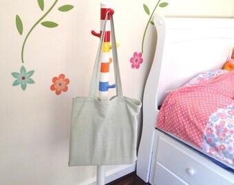 Canvas tote bag, shoulder bag, reusable grocery bag, casual market tote bag, satchel bag, everyday bag, weekend bag, shopping tote bags