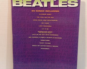 The Best Of The Beatles For Trumpet by Hal Leonard 89 Songs 1994