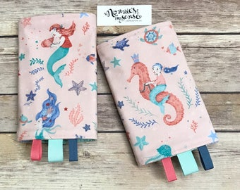 SEA Horses MERMAIDS SEA Turtles Drool Pads. Tula Accessories. Lillebaby Accessories. Kinderpack. Ergo. Boba. Beco, Chimaproo. Bjorn. Pikkolo