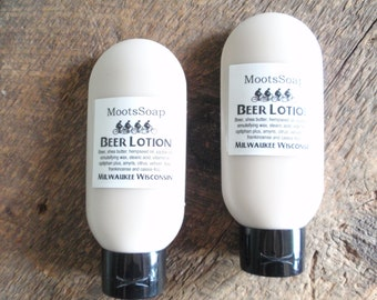Beer Lotion - 4oz