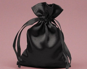 Mothers Day Sale 12 Pack  4 X 6  inch Satin Drawstring Bags Inch Size Great For Gifts, Favors, Sachets, Weddings
