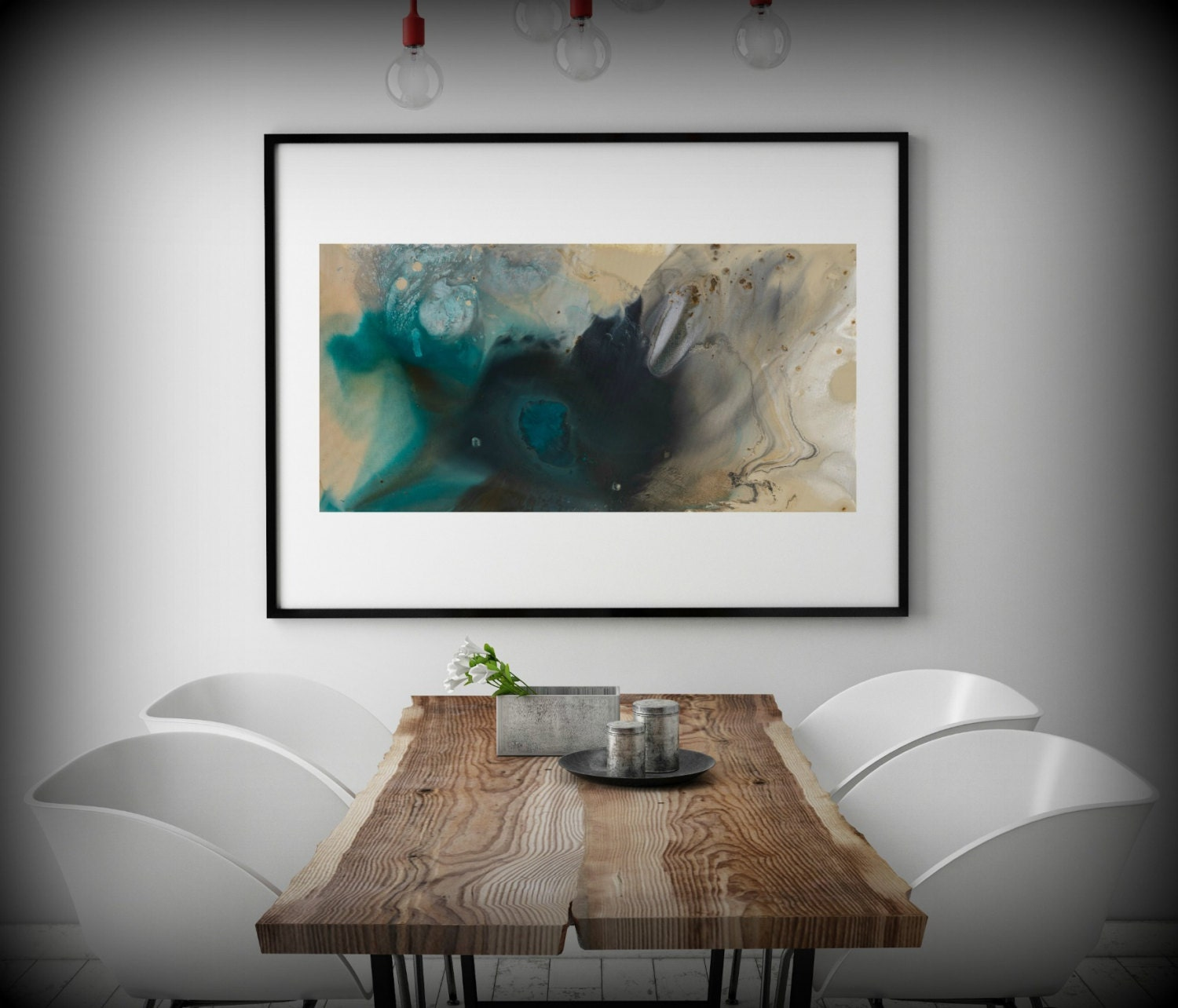 bedroom art. Wall Art Print Large Canvas Abstract Prints  Livingroom Office Decor Bedroom Gift for Friend LDawningScott