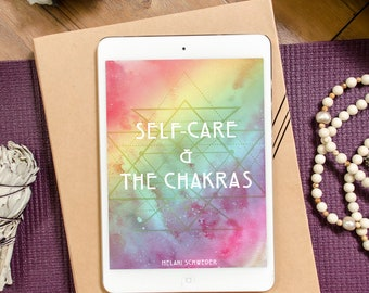Self-Care & The Chakras E-Book
