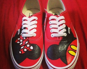 zapatillas vans mickey mouse chile