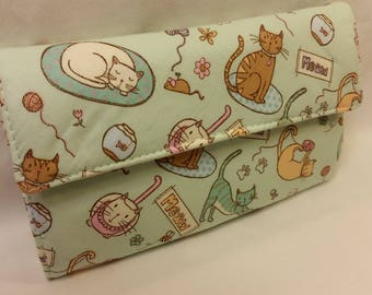 Cats Being Adorable! So Cute Kitty Wallet