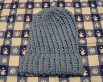 Handmade Preemie / Infant Knitting Beanie Cap Hat