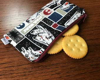 Star Wars Snack Bag--READY TO SHIP