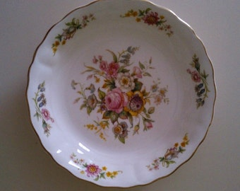 Vintage Grindley Marlborough Royal Petal Soup Plates