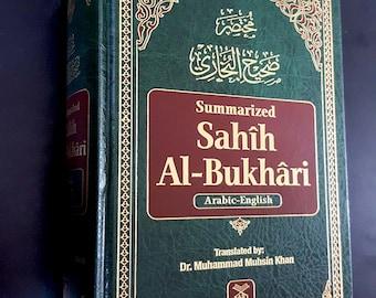 Islamic Book. Summarized Sahih AL-Bukhari. P 1996 Arabic English