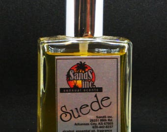 Suede Men's Cologne
