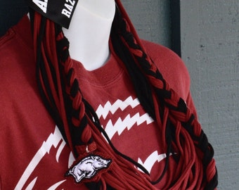 Razorback Fan Gear Scarf