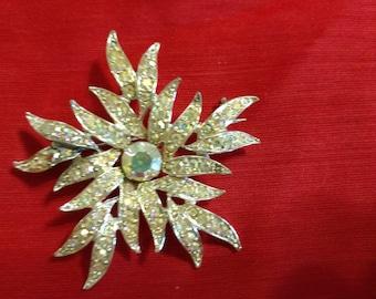 Sarah Coventry Vintage Star Pin