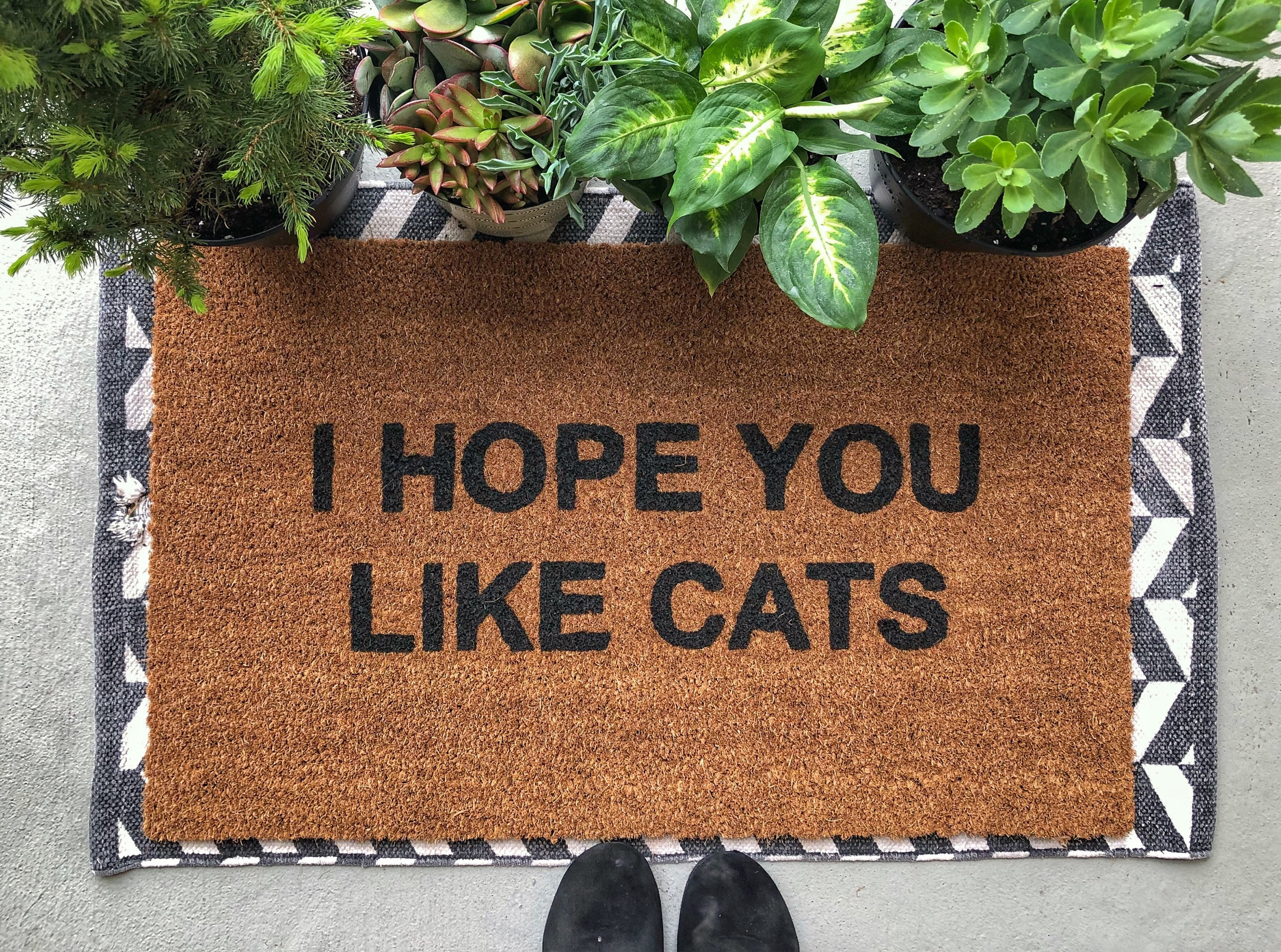 offensive before flooring funny door rugs home welcome ideas interesting personalized rude decorating floor customized mats white doormat beware mat the for doormats tan and in accessories of monogram cat
