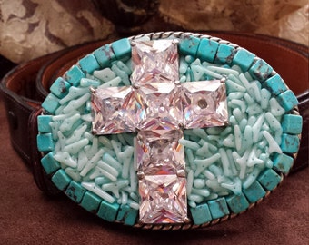 belt buckle made by petronella designs
