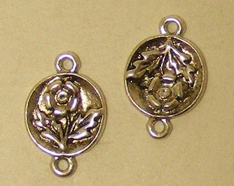 Statement silver Flower Finding  10 for 2.99