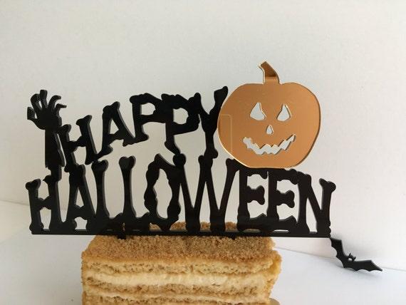 Halloween cupcake Halloween party Halloween hand Pumpkin decor Zombie hand Halloween decoration Happy Halloween Custom Halloween Party favor