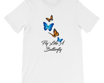 Fly like a butterfly, butterflies