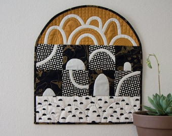 Quilted Wall Hanging No. 1