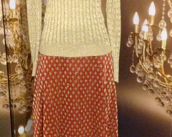 Lauren Ralph Lauren petite Gold sweater