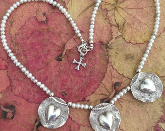 Love Takes Flight Necklace