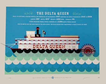 Delta Queen (by James Billiter)
