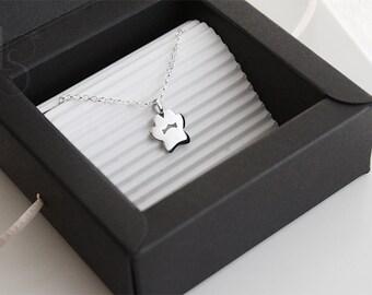 Pawprint Pendant. Dog pawprint. Cat pawprint. Silver pawprint pendant. Pawprint jewelry. For dog lovers. For cat lovers.