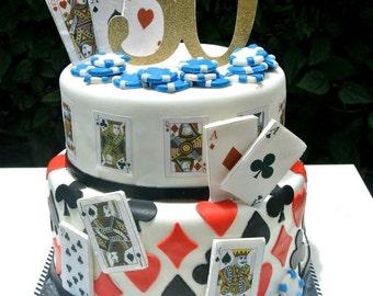30 cake topper Etsy