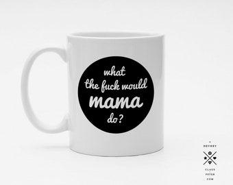 Ξ cupcup | tasse | wtf mama | muttertag | familie | geschenk | mama und papa