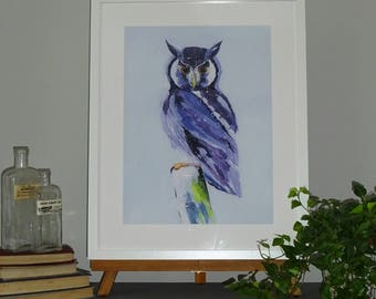 Owl print